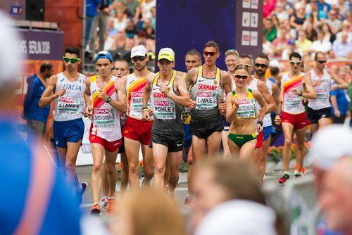 Geher-DM in Frankfurt - nationale Elite auf der Jagd nach den Normen für Olympia - auf dem flachen Rundkurs werden auch die Tickets für die Team-EM im tschechischen Podebrady vergeben